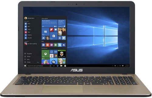 "Ноутбук Asus F540UB-DM1514T 15,6""/2,3GHz/6Gb/1Tb/GeForce MX110/W10 BlackGold"
