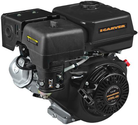 Двигатель Carver 177FL-А8 (без катушки, 6.5 л.с.)