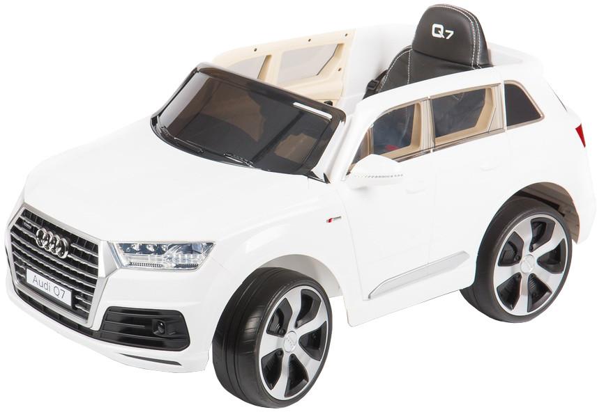 Электромобиль Barty Audi Q7 Quattro Lux White
