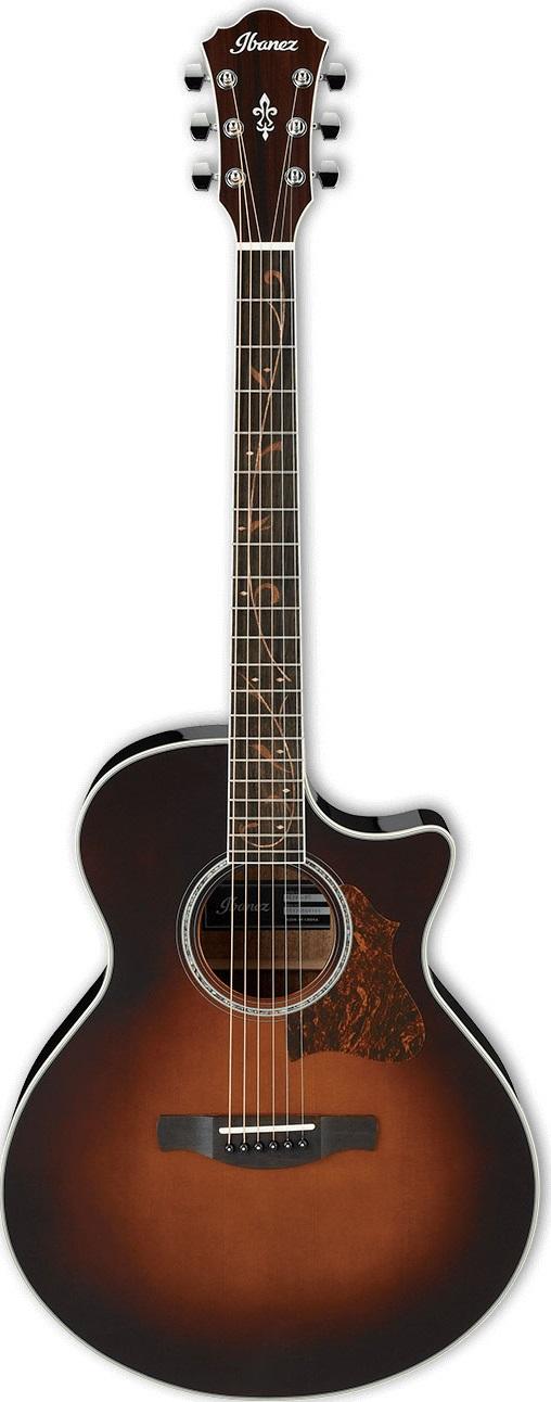 Акустическая гитара Ibanez AE205-BS