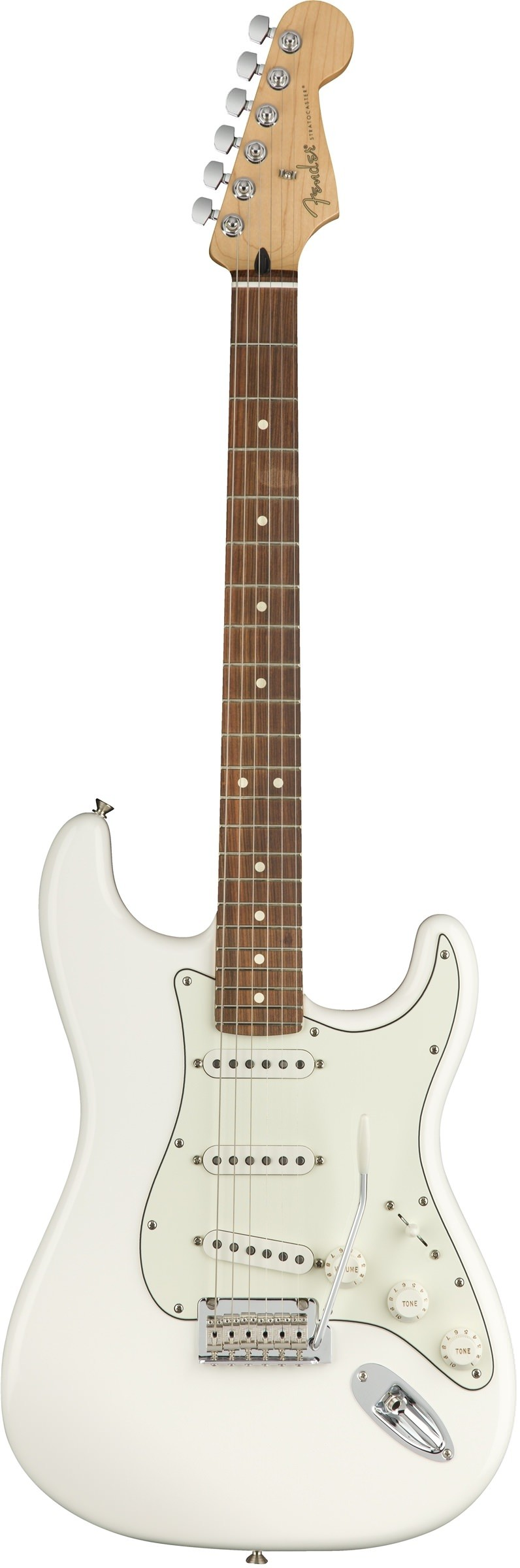 Электрогитара Fender Player Strat PF PWT