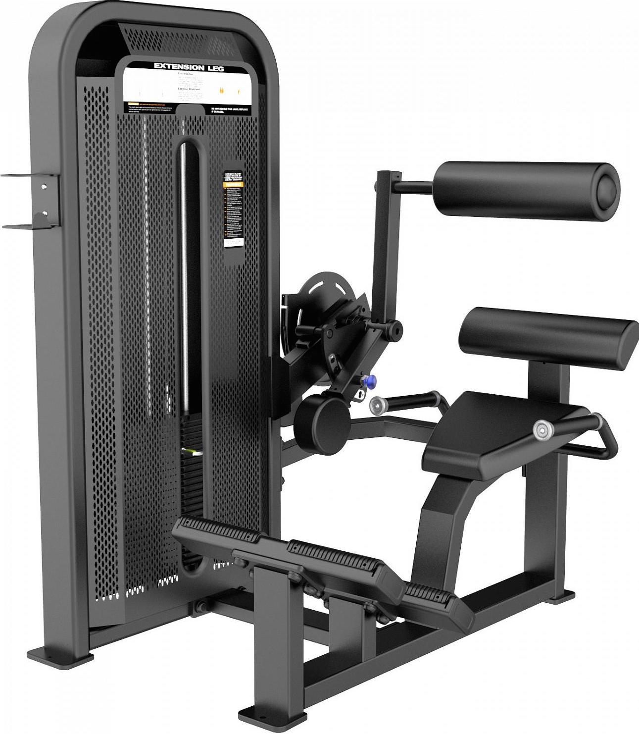 Грузоблочный тренажер DHZ Back Extension Стек 109 кг E-5031