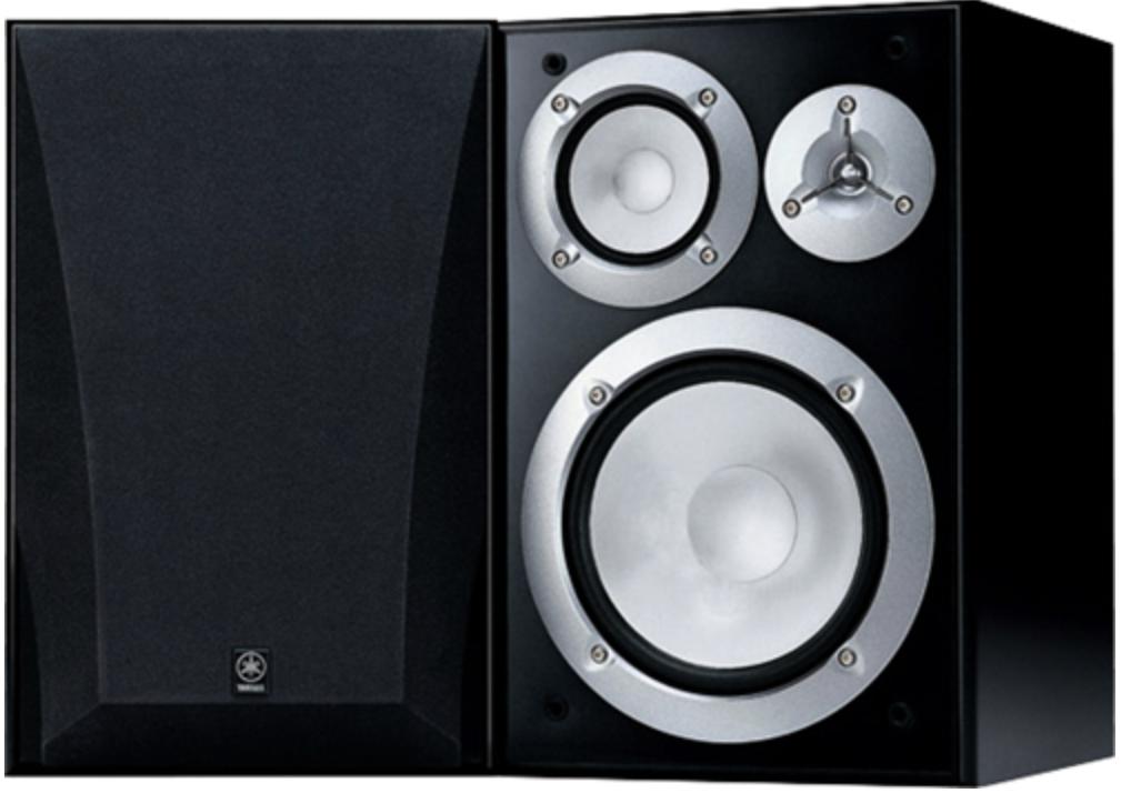 Акустическая система Yamaha NS-6490 Black
