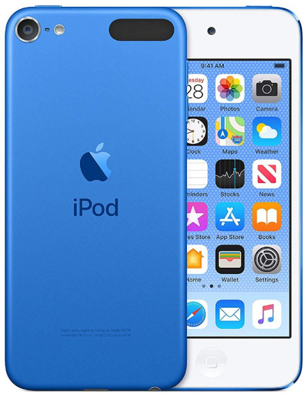 Mp3 плеер Apple iPod Touch 7 256GB Blue