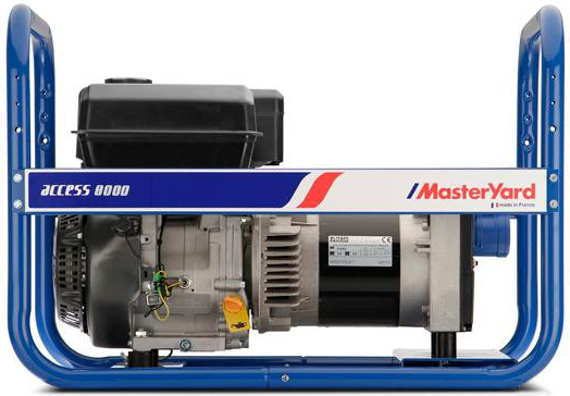 Электрогенератор MasterYard MG8000R Acc…