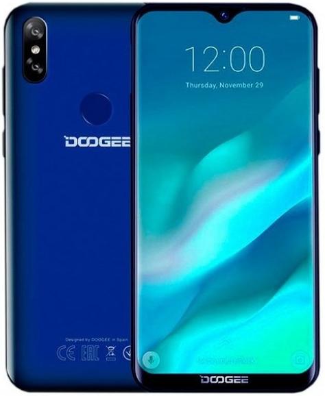 Смартфон Doogee Y8 Plus LTE 3Gb 32Gb Bl…