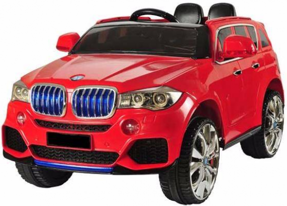 Электромобиль Barty BMW X5 M555MP Cherry (кузов F-15 performance)