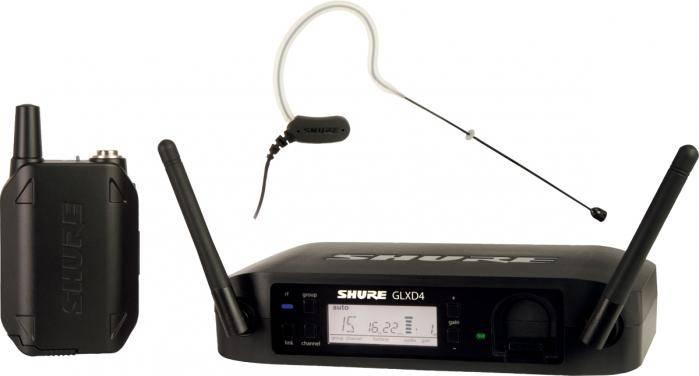 Цифровая радиосистема Shure GLXD14E/85 …