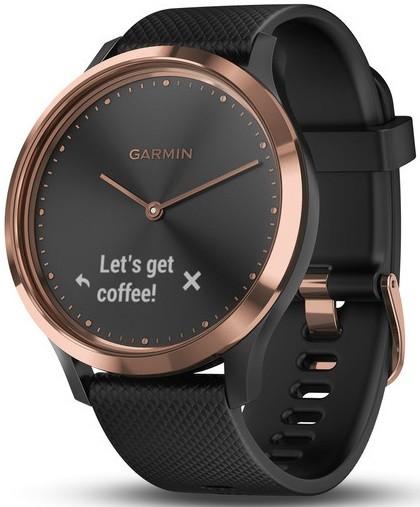 Умные часы Garmin Vivomove HR Sport S/M…