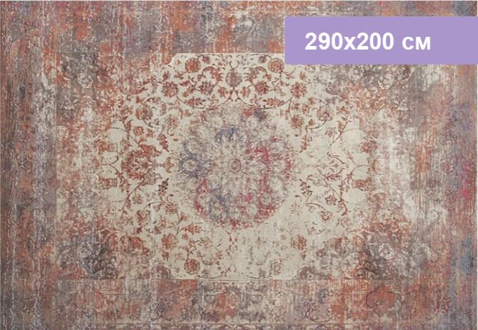Ковер Цвет Диванов Maro 1024.12 светло-лиловый 290x200 см