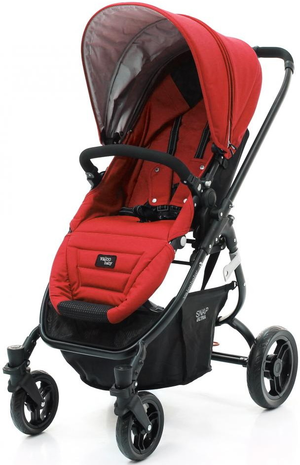 Коляска Valco Baby Snap 4 Ultra Fire Red
