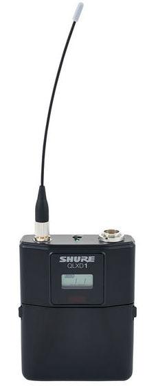 Цифровая радиосистема Shure QLXD1 G51