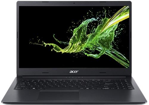 "Ноутбук Acer Aspire A315-54K-57Q9 15,6""/2,4GHz/8Gb/256GbSSD/W10 Black"