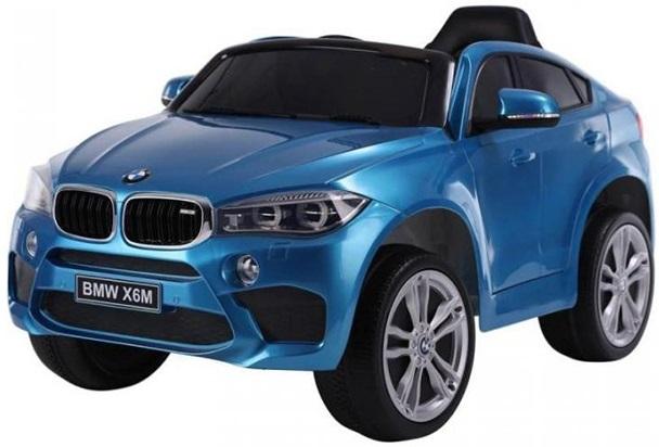 Электромобиль ToyLand BMW X6M Mini Blue