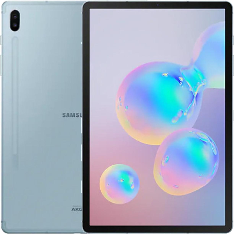 """Планшет Samsung Galaxy Tab S6 10.5"""" LTE 6Gb 128Gb Blue"""