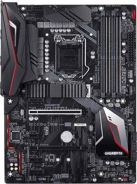 Материнская плата Gigabyte Z390 Gaming X LGA1151v2