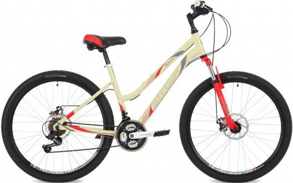 Велосипед Stinger Laguna D 26 (2019) бе…