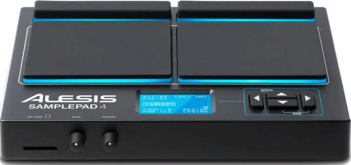 Контроллер Alesis SamplePad 4