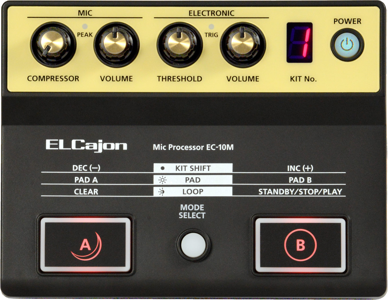 Микрофонный процессор Roland EC-10M