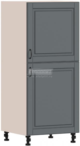 Пенал Столплит Регина 331-460-460-5398 серый матовый 60x142x56 см