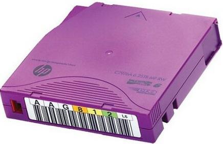 Ленточные накопители HP C7976AN