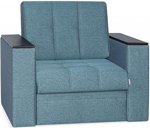 Кресло-кровать Цвет Диванов Атланта Next бирюзовый 108x90x94 см