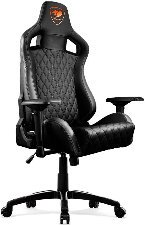 Игровое кресло Cougar Armor S черный