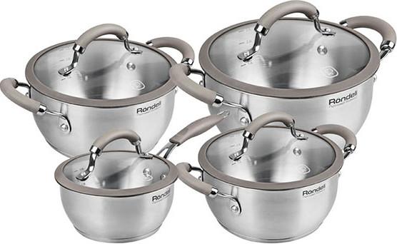 Набор посуды Rondell RDS-756 (8 предмет…