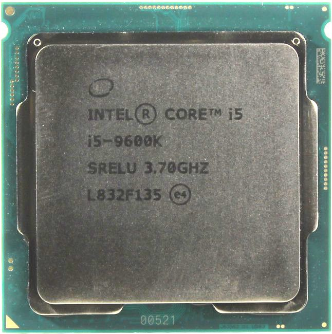 Процессор (CPU) Intel Core i5-9600K 3.7…