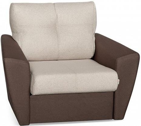 Кресло-кровать Цвет Диванов Амстердам Next бежевый 114x90x76 см