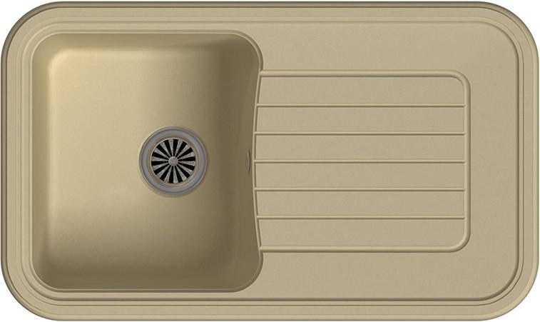 Кухонная мойка Ewigstein Antik А-60F беж