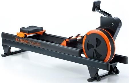 Гребной тренажер WaterRower Slider Dyna…