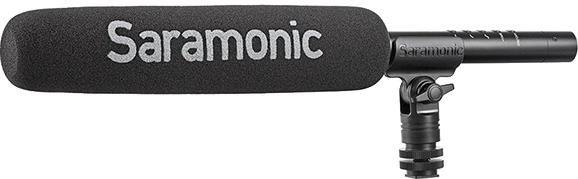 Микрофон-пушка Saramonic SR-TM7
