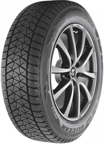 Комплект из 4-х шин Bridgestone Blizzak DM-V2 215/60 R17 96S (З)