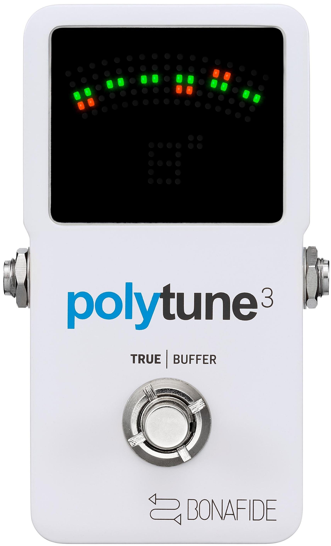 Тюнер TC Electronic PolyTune 3