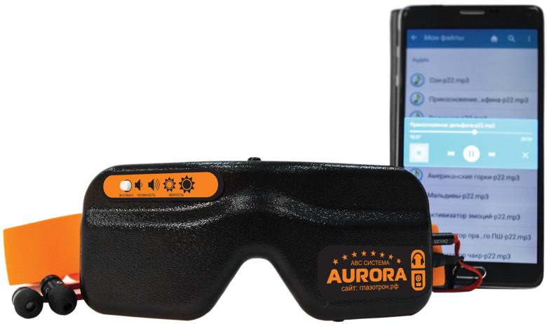 Аудиовизуальный стимулятор Aurora Aura-3