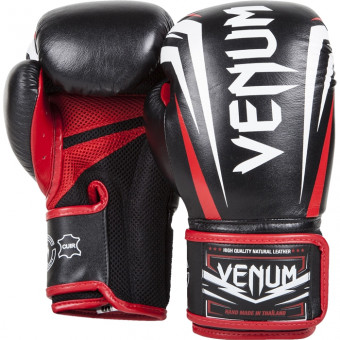 Перчатки Venum Sharp Nappa Leather Black