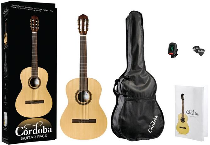Гитара Cordoba Protege CP100 Guitar Pack