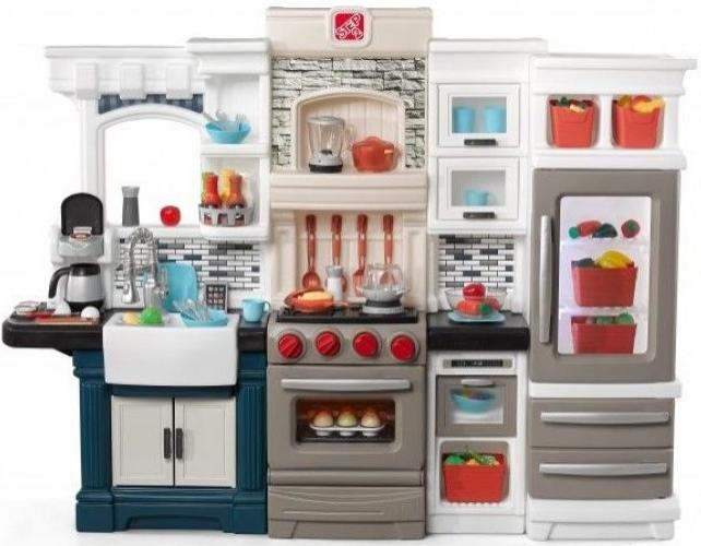 Кухня Step2 Гранд-люкс 125x169x38 см
