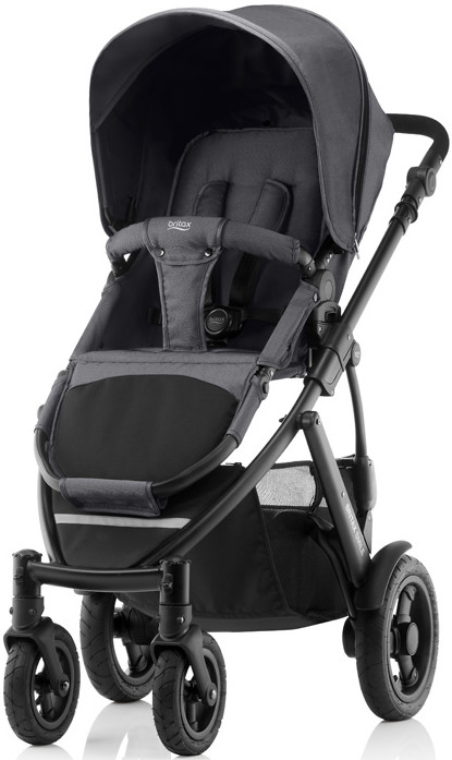 Коляска Britax Roemer Smile 2 Black Denim