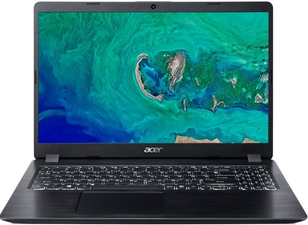 "Ноутбук ACER Aspire 5 A515-52-339H 15,6""/2,1GHz/4Gb/500Gb/W10 Black"