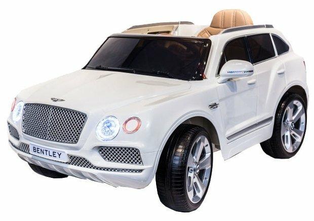 Электромобиль ToyLand Bentley Bentayga White