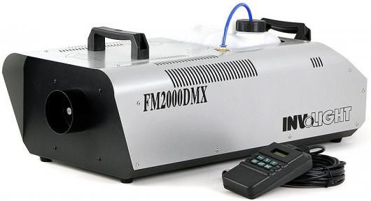 Involight FM2000DMX