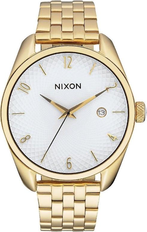 Наручные часы Nixon Bullet 38mm Gold/Wh…