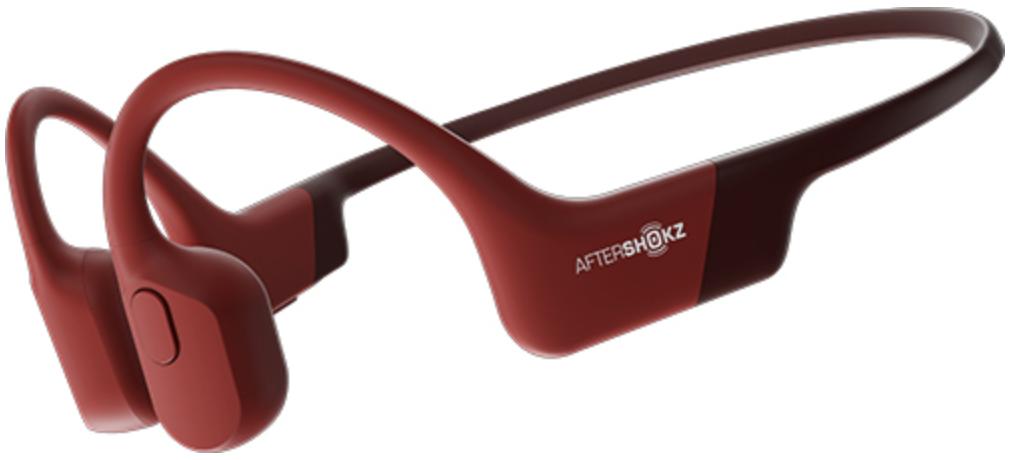 Наушники AfterShokz Aeropex Solar Red