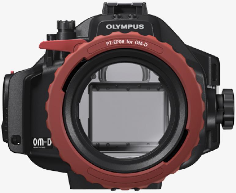 Аквабокс Olympus PT-EP08 OM-D E-M5