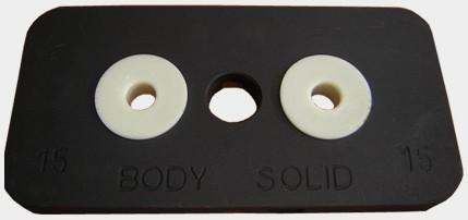 Весовой стек Body-Solid WSP15 (5 шт.)