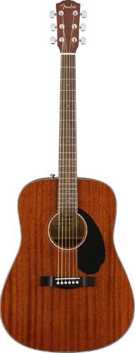 Акустическая гитара Fender CD-60S Dread…