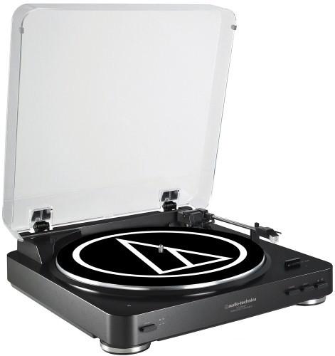 Audio-Technica AT-LP60SPBT Black