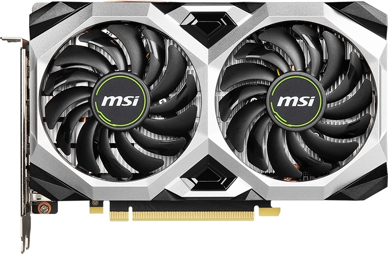 Видеокарта MSI GeForce GTX 1660 Super Ventus XS OCV1 6Gb